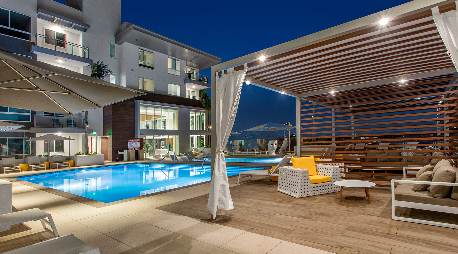 The Royce - Salt Water Pool and Deck