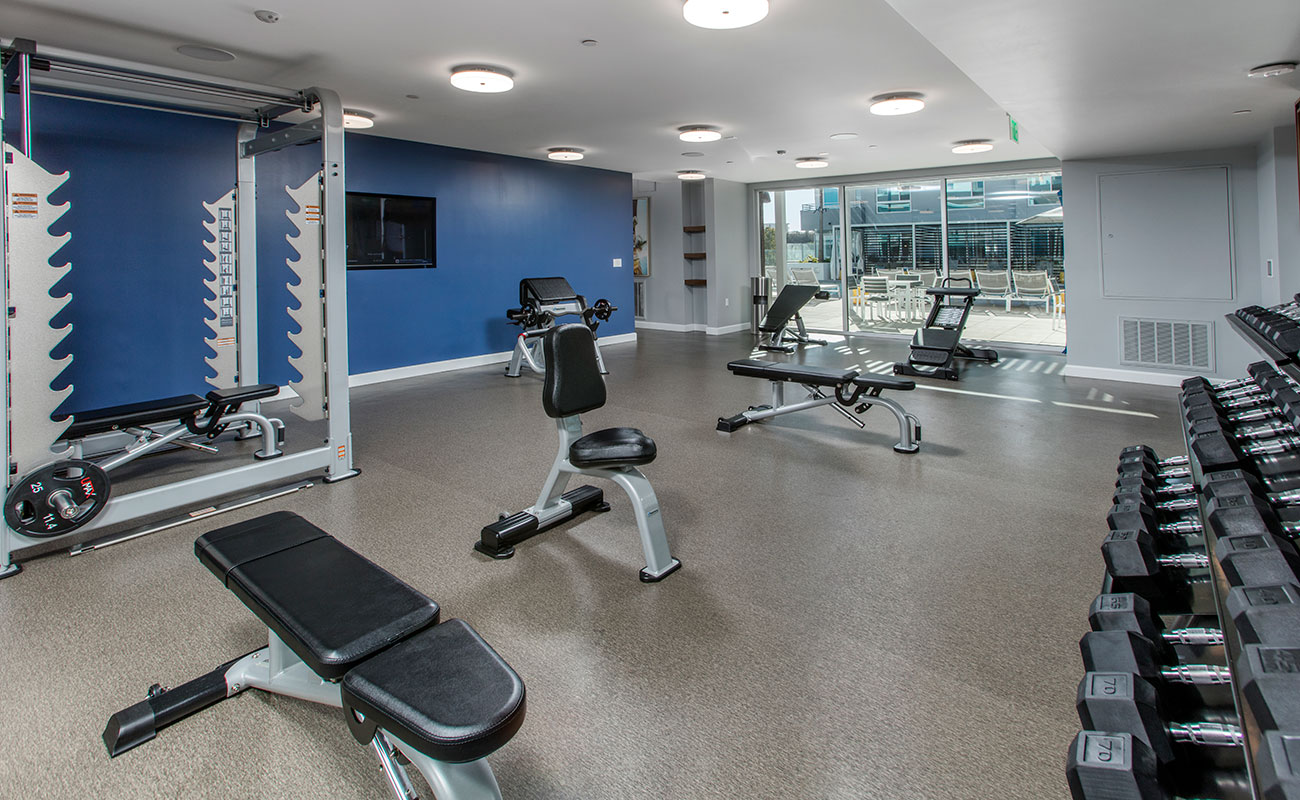 R Fit Indoor Amenities Irvine Royce Apartments